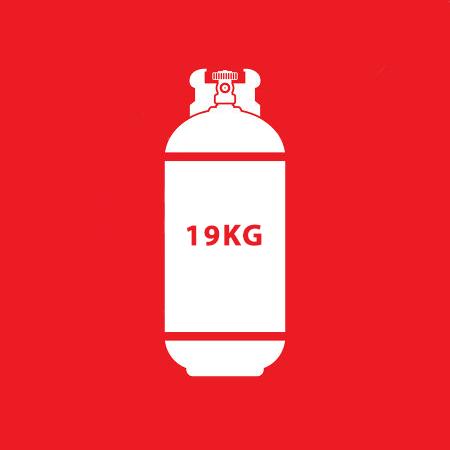 19Kg LPG Gas (Exchange)