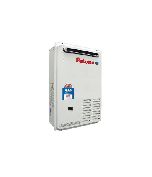 Paloma Flow Gas Water Heater – PH-20EWH
