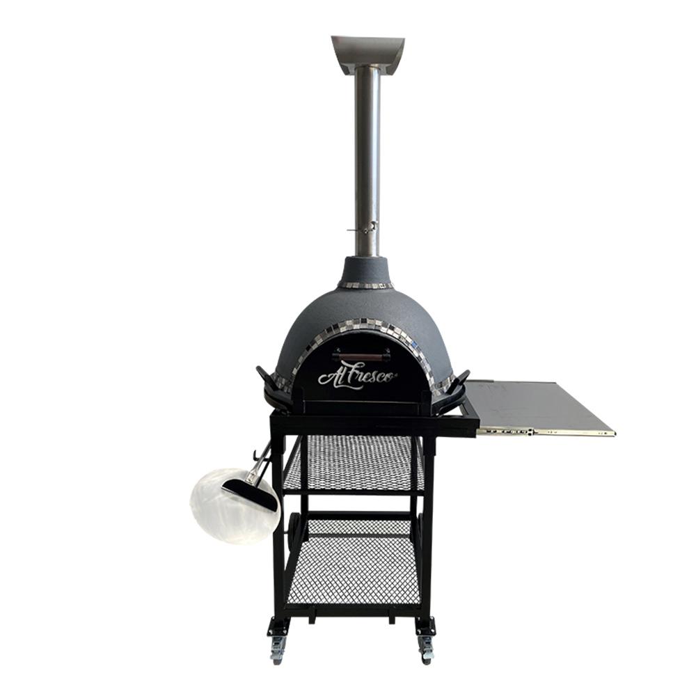Alfresco Magnefique Wood-Fire Pizza Oven
