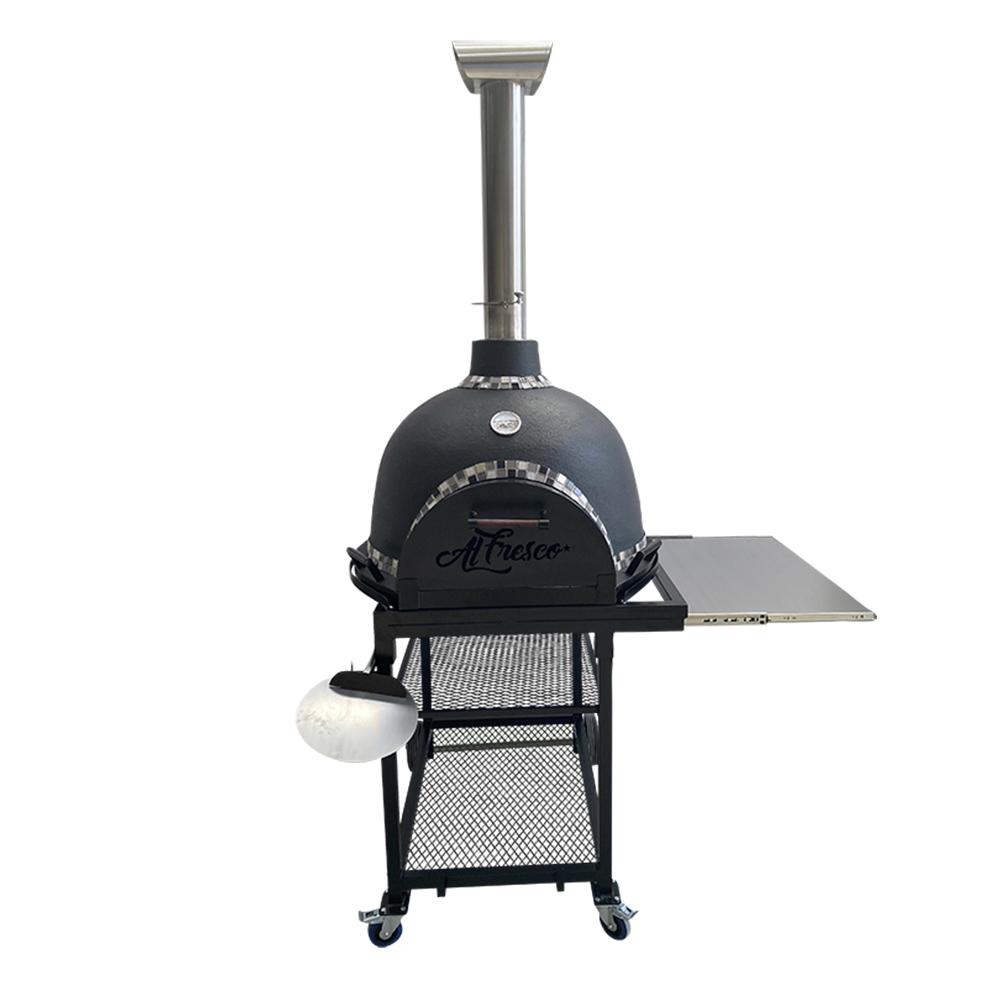 Alfresco Grande Wood-Fire Pizza Oven